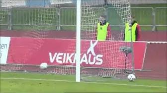 Timo Furuholm - Goals 2011