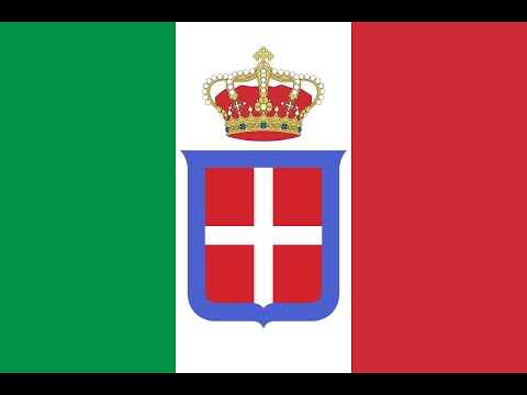 Kingdom of Italy National Anthem: Marcia Reale d