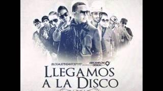Llegamos A La Disco-Daddy Yankee ft. De La Ghetto,Arcangel