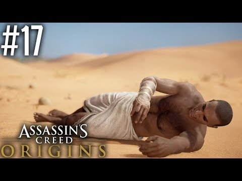 ACHTER DE SCARABEE AAN! - Assassins Creed: Origins #17