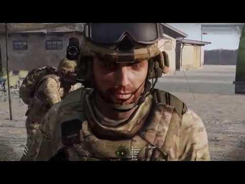 ArmA 3 TFU Operation Baker Pt. 1 Helmand Province Afghanistan