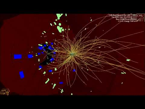 First collisions at the Large Hadron Collider (LHC)