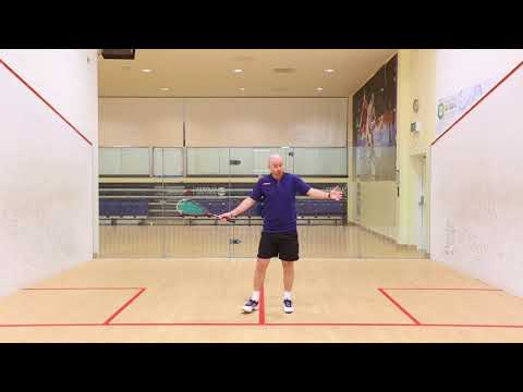 Squash tips: Ghosting lines and patterns