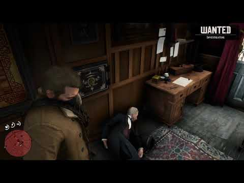 Red Dead Redemption 2 illegal business in saint denis