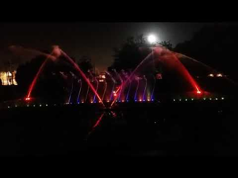Motijheel kanpur musical fountain