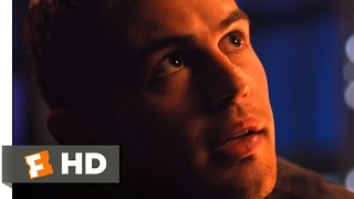 Divergent (7/12) Movie CLIP - Saved by Four (2014) HD