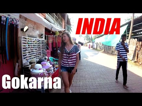 A Tour of the Peaceful Village of Gokarna, Karnataka, India