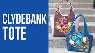 How to Make the Clydebank Tote Bag