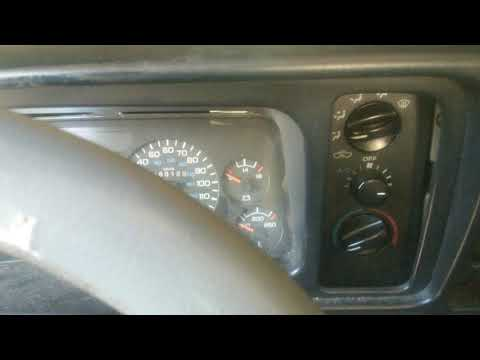 1997 Dodge Ram 1500 Dash Cover Replacement - #1 Of 11: The Beginning Of The Project.