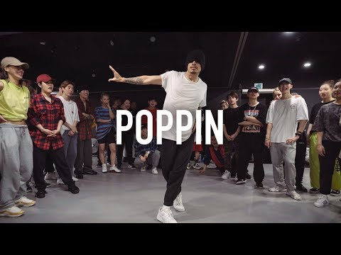 Poppin' - Chris Brown / CJ Salvador Choreography