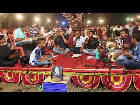 SAIBABA MI SHIRDI LA PAYI CHALAT YEIN ( OM SAIRAM BHAJAN MANDAL ) BY SWAPNIL TAMBE