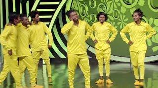 D3 D 4 Dance | Aliyans - Colour round I Mazhavil Manorama