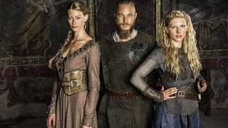Vikings - characters & actors