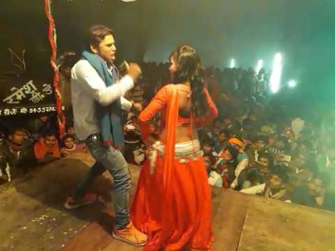 Chala chadra me gadra by Bharat Rkesta Virbhanpur 2017