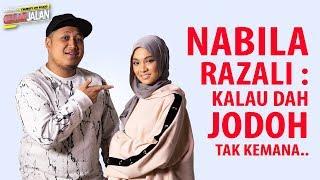 Nabila Razali : Kalau Dah Jodoh Tak Kemana.. | Celebrity On Board Gegar Jalan