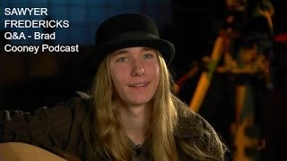 Sawyer Fredericks (Republic Records Recording Artist) Exclusive