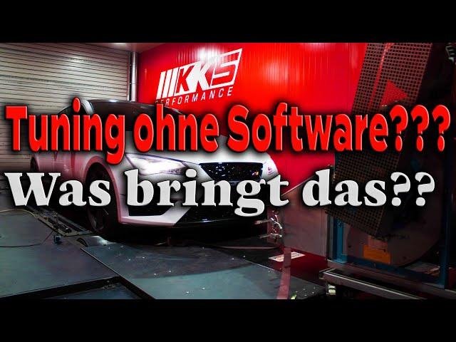 Seat Leon Cupra 280 - Tuning ohne Software ?? Prüfstandslauf / Zeitenmessung