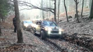 silvester 2015 hummers h2 cadillac escalade esv off road 9