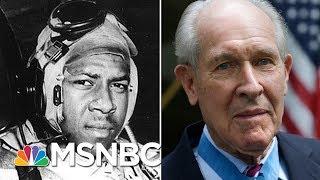 Monumental Americans: Lt. Thomas Hudner & Ensign Jesse Brown | Velshi & Ruhle | MSNBC