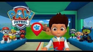 Щенячий Патруль Спасательные операции на воде игровой Мультфильм для детей на Русском Языке
