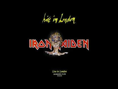 Iron Maiden / The Entire Population Of Hackney - Live In London (1985)