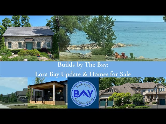 Lora Bay Homes for Sale Update