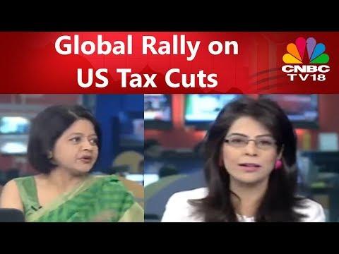 Global Rally on US Tax Cuts | Bazaar Morning Call | CNBC TV18