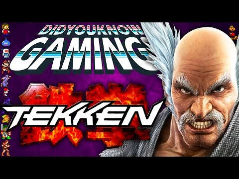 Tekken - Did You Know Gaming? Feat. Caddicarus