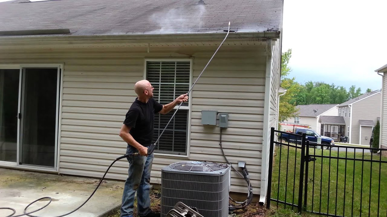 Simply Clean Gutter Cleaning Made Easy Youtube