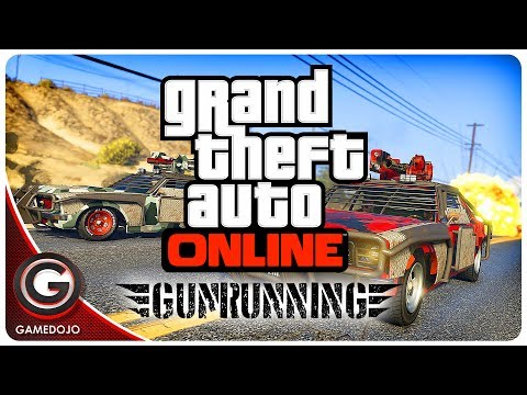 GTA 5 Gunrunning DLC Missions & Heists! 🔴 PC