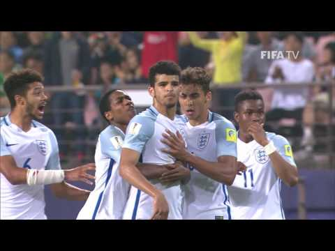 Match 50: Italy v. England - FIFA U-20 World Cup 2017