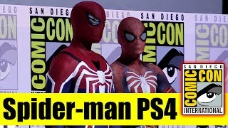 MARVEL'S SPIDER-MAN PS4 GAME | Comic Con 2018 Full Panel (Yuri Lowenthal)