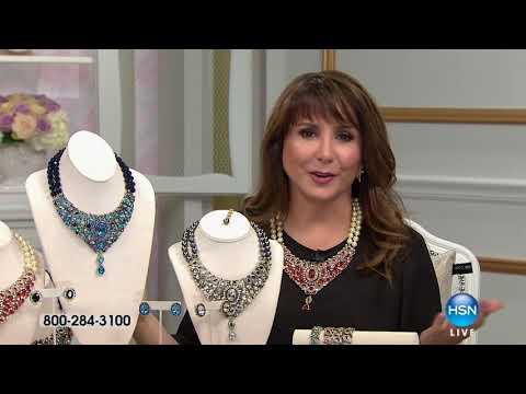 HSN   Heidi Daus Fashion Jewelry 11.15.2017 - 11 AM