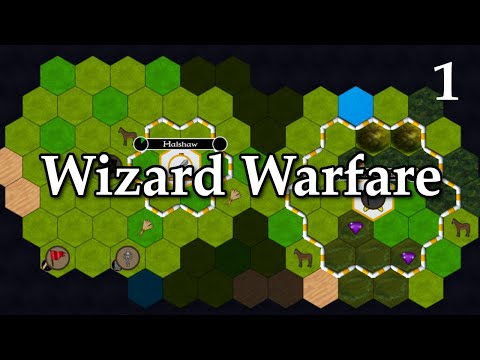 Wizard Warfare - 1 - The Lay Of The Land