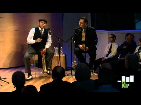 Wynton Marsalis on Classical Music, Juilliard, and Beethoven in The Greene Space