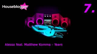 Top 20 House Charts September 2012 2017 Video