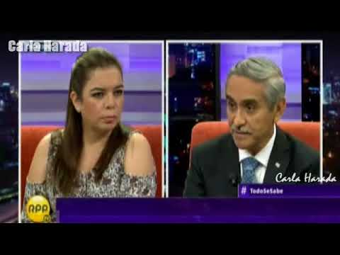 Duberlí Rodríguez sorprende con declaración sobre entrega de US$3 millones a Nadine Heredia