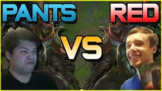 PANTS VS REDMERCY - Best Moments #13 | League of Legends