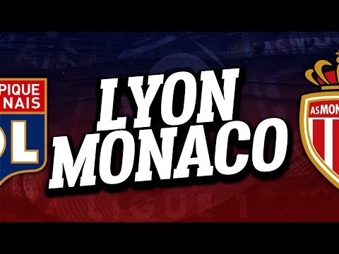 🔴 DIRECT / LIVE : LYON - MONACO // Club House