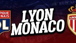 🔴 DIRECT / LIVE : LYON - MONACO // Club House