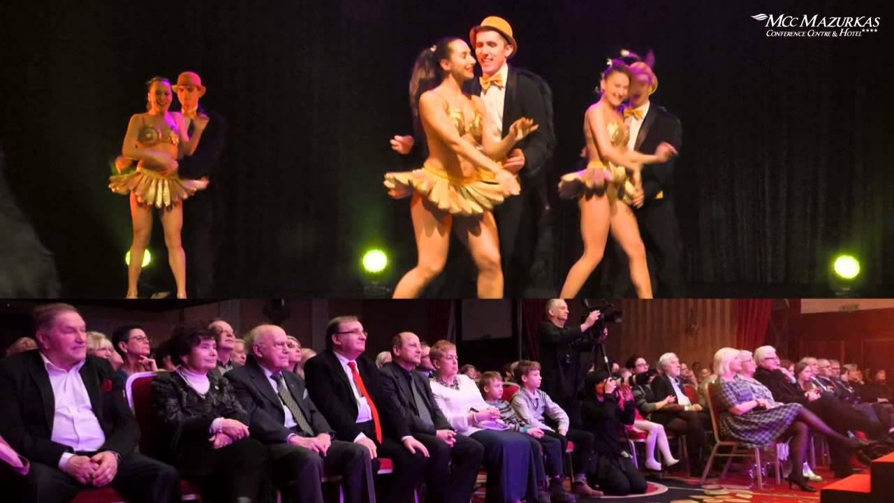 XIX Forum Humanum Mazurkas - balet do Spreadin' Rhythm Around - Billie Holiday