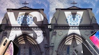 iPhone XS Max vs iPhone X Camera - This Might Surprise You