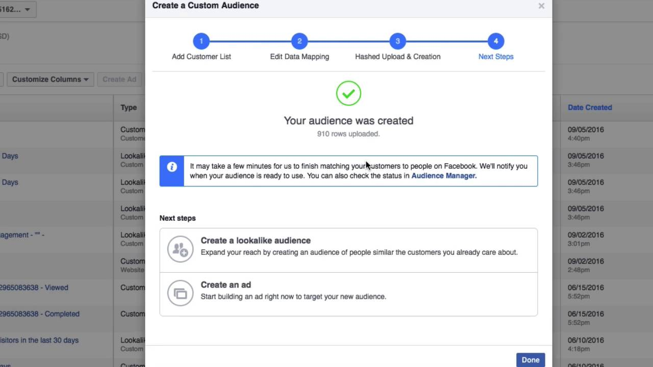 to inform my audience how to sign up for facebook How to get the best crowd at but it's up to you to determine which audience is best you'll have a higher percentage show up and a lower percentage sign up.