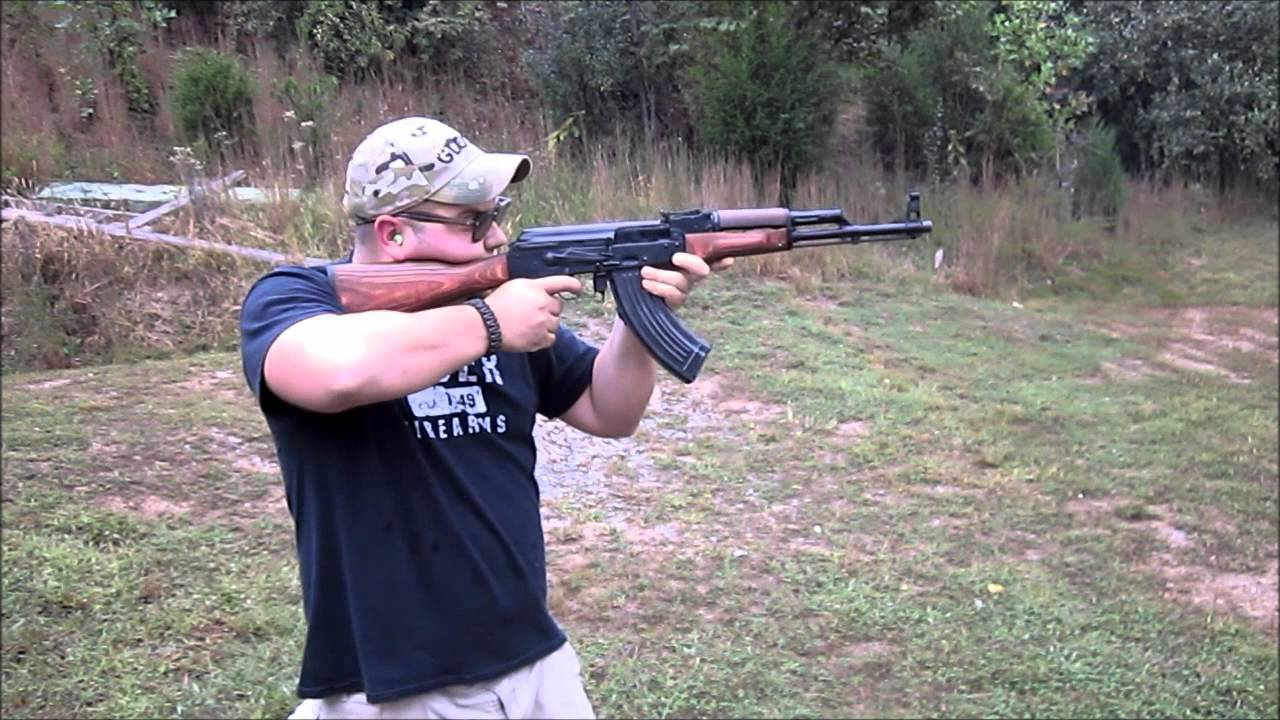 Ak 47 Torture Test Youtube