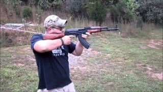 AK 47 Torture Test