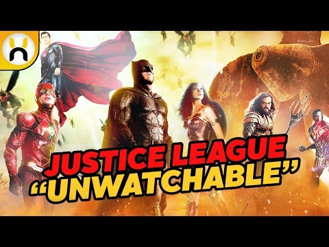 Justice League is Unwatchable & Major Reshoots According to Rumors