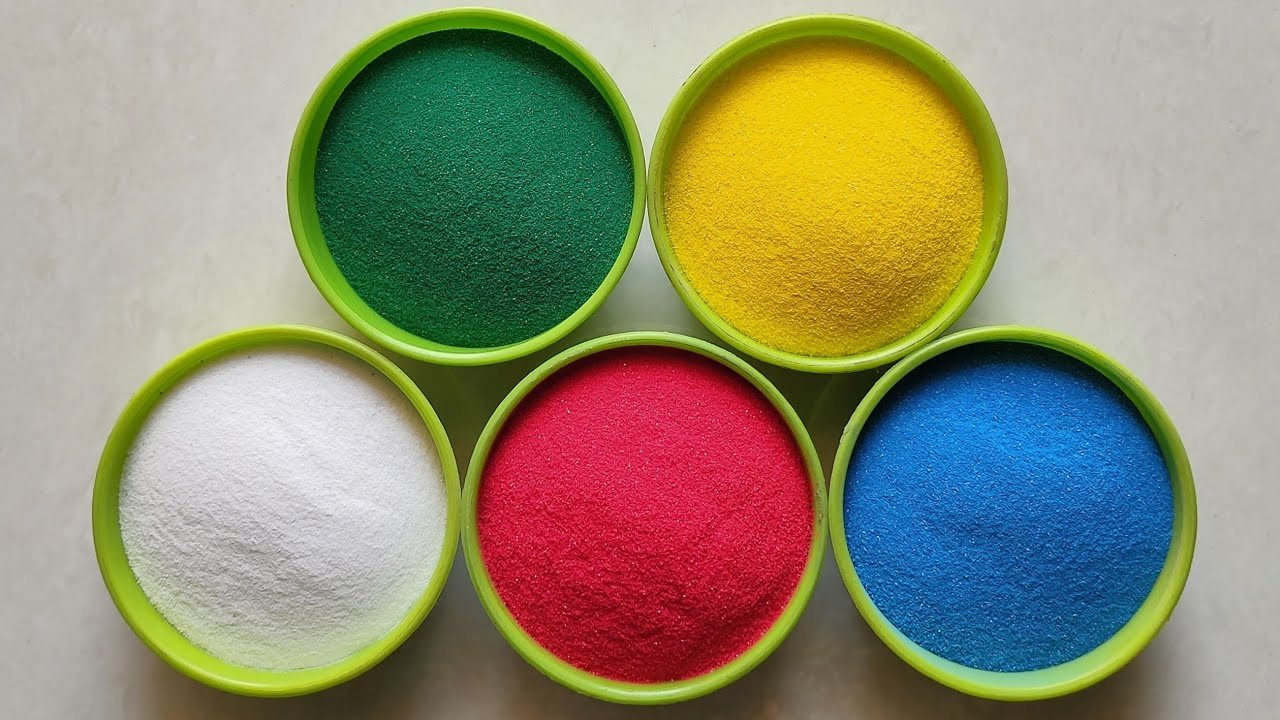 3 innovative easy small multi-coloured rangolis|| satisfying rangoli art, relaxing rangoli video