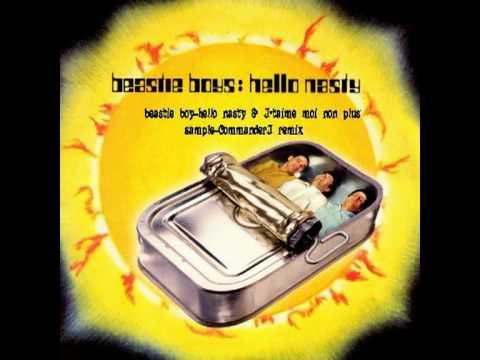 Beastie Boys-El Rey y Yo sample - Commander J remix