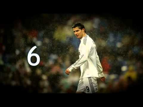Les 10 meilleurs but de Ronaldo