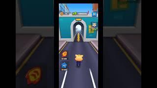 Cat🐈Runner :Fast🏃😺 Gameplay    Subway Princess Runner    subway surfers    Run game in Android phone